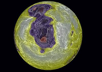 Тающий Северный полюс