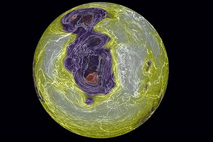 На Северном полюсе потеплело