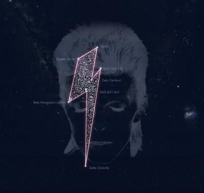 Дэвид Боуи обрел покой у Марса