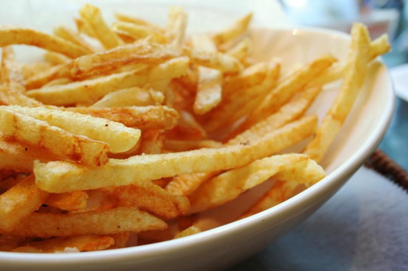 Картошка-фри повышает риск возникновения диабета