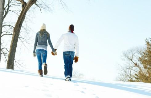 Мороз не только вреден для человека, но и полезен