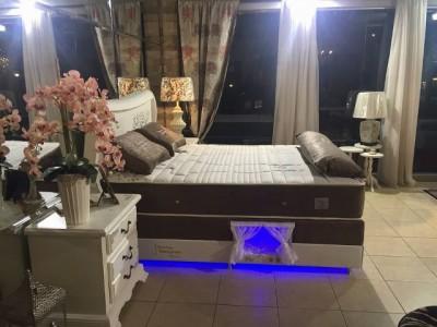 Кровать компании Colchao Inteligente Postural