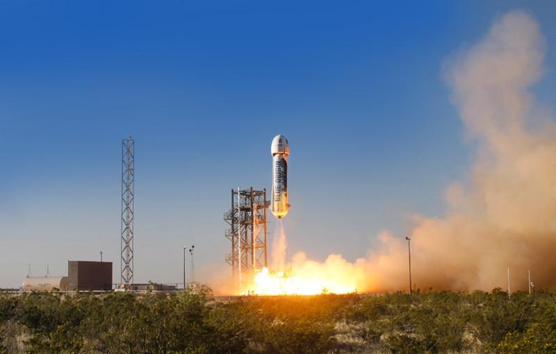 Многоразовую ракету удалось повторно посадить
