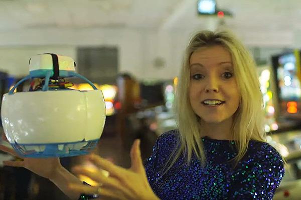 Самый безопасный в мире дрон сломан