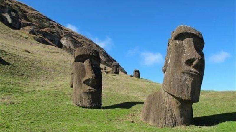Остров Пасхи исследуют заново