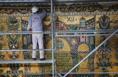 Таинственный артефакт обнаружили в Вифлееме