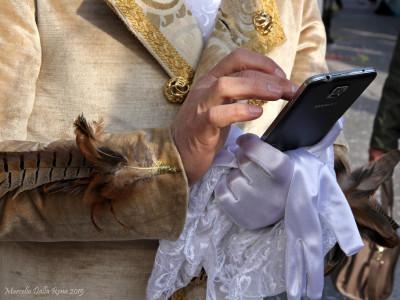 Смартфон заставляет двигаться больше