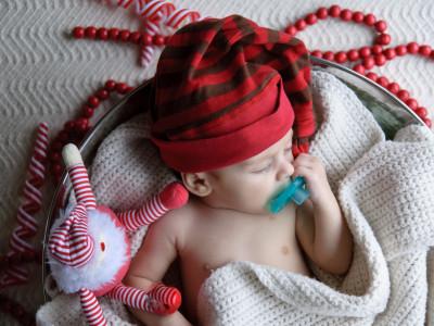 Уложить ребенка спать — не сложно