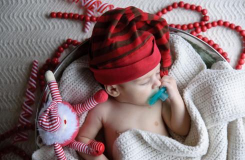 Отличный способ уложить ребенка спать