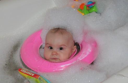 5 веществ в ванной комнате, опасных для малыша
