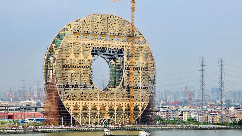 Китай изменит свой облик