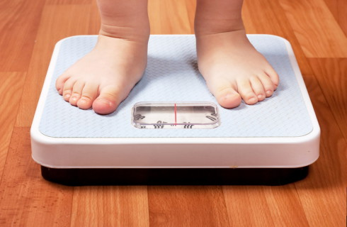 Ожирение передается