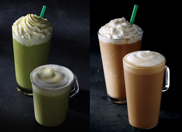 Starbucks вспомнил о Гарри Поттере