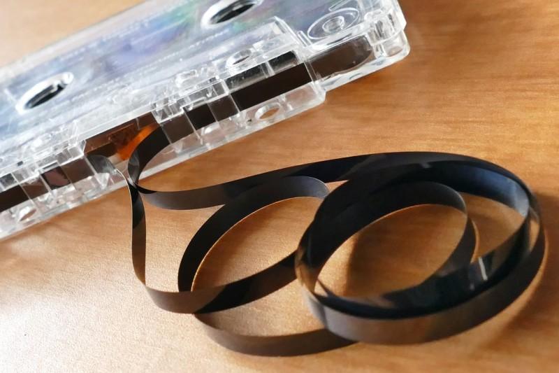 Аудиокассеты возвращаются!