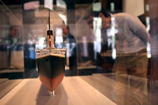 Титаник отправится в Дубай