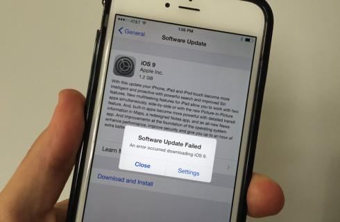 Обновление iOS стало причиной «смерти» сотни тысяч iPhone