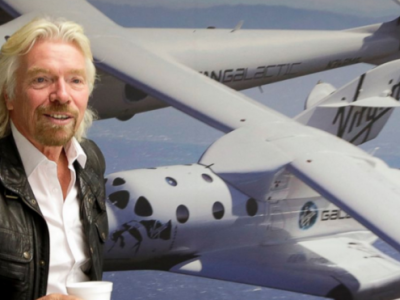 VSS Unity от компании Virgin Galactic