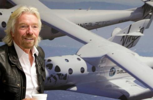 Удалось раскрыть тайну Virgin Galactic Spaceship