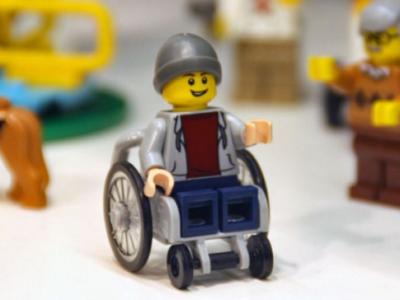 Новая фигурка Lego