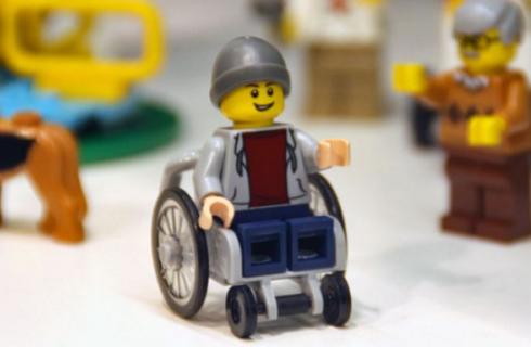 Новый способ стать счастливыми от Lego
