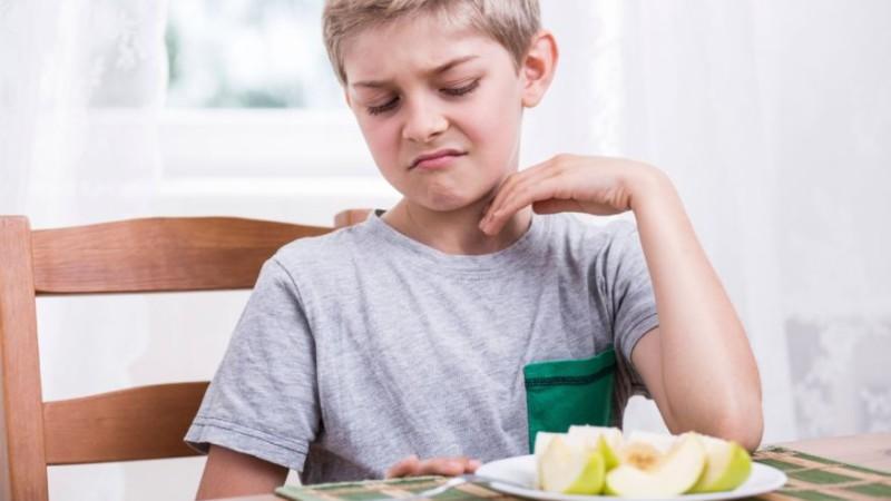 Как накормить нехочуху