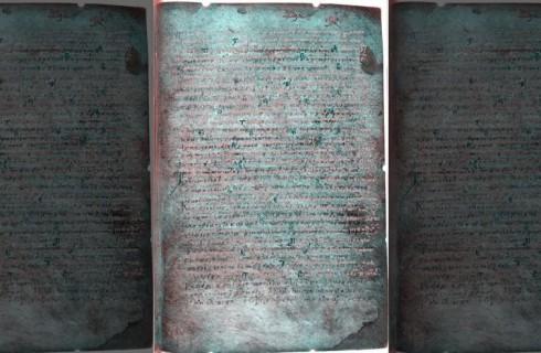 Древний текст рассказал о противостоянии готов и греков