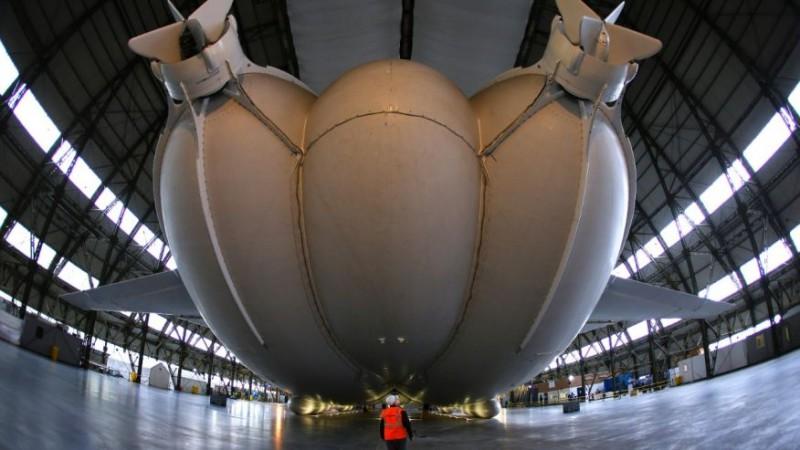 Дирижабль заменит самолет