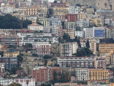 Общий вид на Неаполь