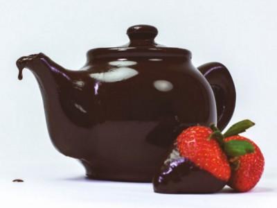 Шоколадный чайник