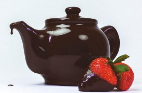 Создали идеальный чайник для сладкоежек
