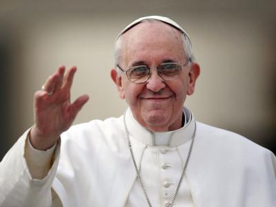 Инстаграм Папы Римского