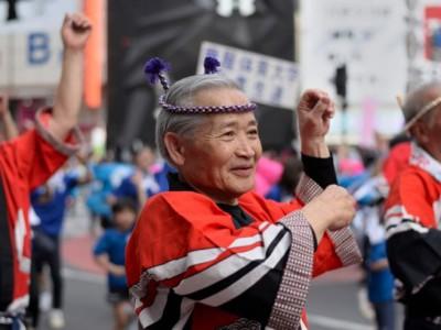 Страны долгожителей — Япония