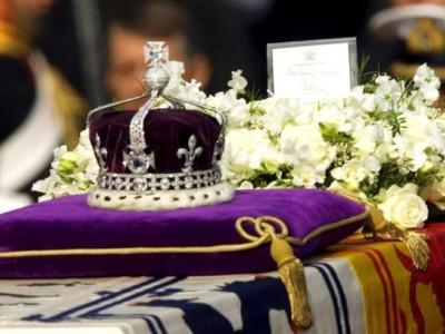 Индийский алмаз в британской короне