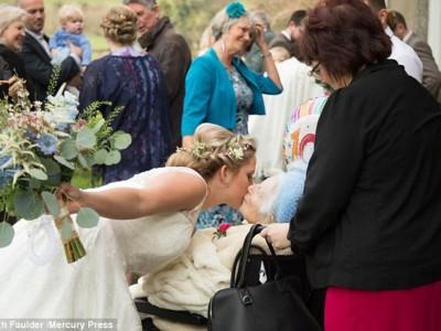 Столетняя подружка невесты Марта