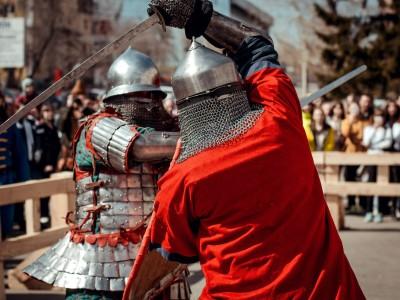 Турнир воинской славы. Фотограф: Ксения Долженко
