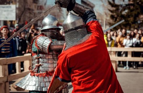 Барнаул готовится к рыцарским поединкам