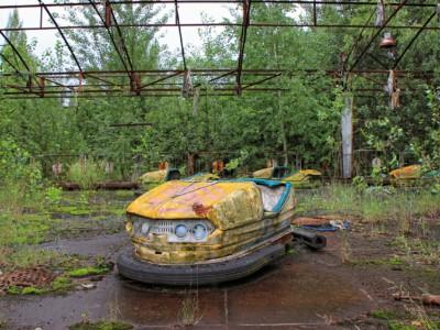 Жизнь в Чернобыле. Припять