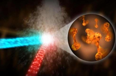 Физики запечатлели уникальный процесс