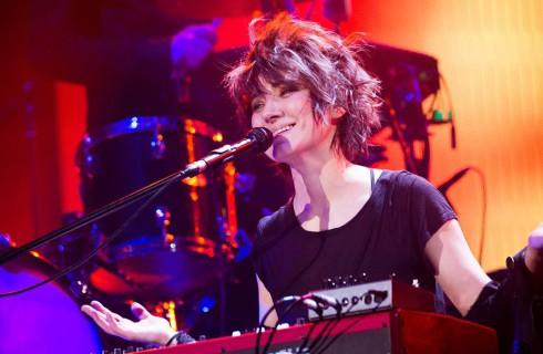 Концерт Земфиры в Москве посетило более 30 тысяч поклонников
