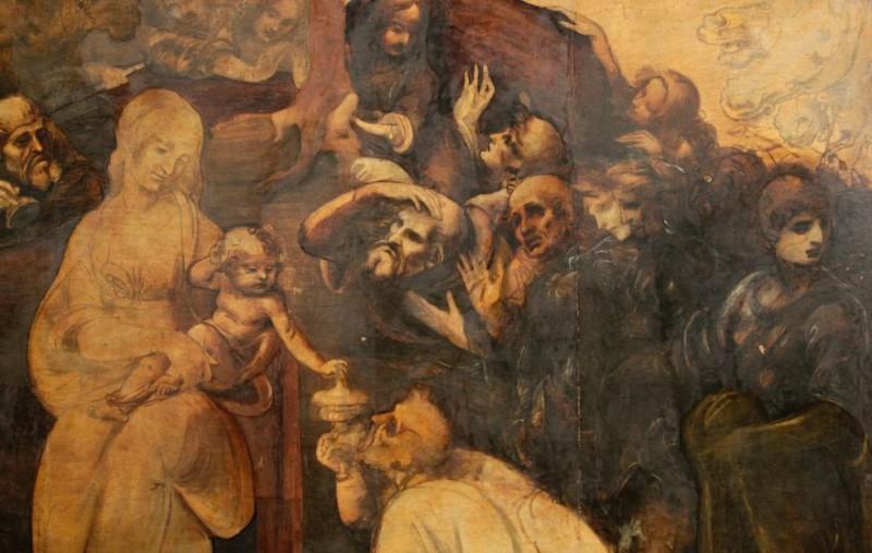 Тайны да Винчи раскроют его картины