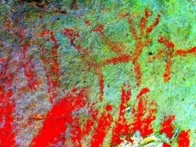 Сканирование древних рисунков