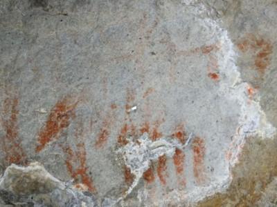 Снимок скалы