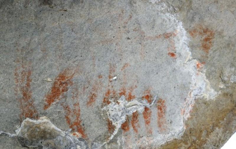 Ученые сканируют первобытное искусство