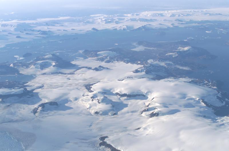 Антарктида скрывала древних динозавров