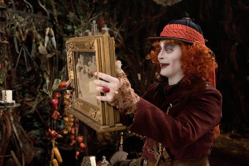 «Алиса в Зазеркалье» провалилась в американском прокате