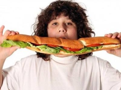 Причина детского ожирения