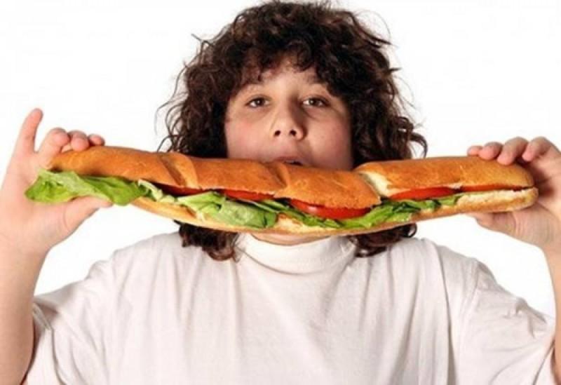 Причина детского ожирения выяснена