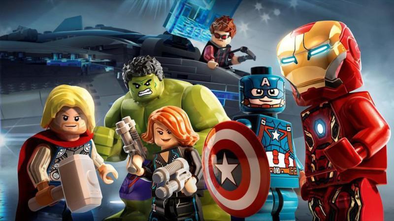 LEGO создает агрессивные игрушки
