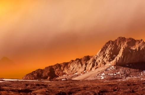 Марс удивил ученых кипятком