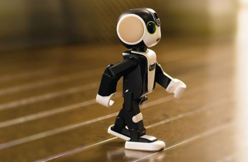 «Робофон» – первый в мире танцующий робот